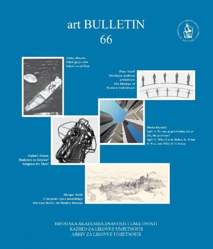 66 (2016) : Art Bulletin