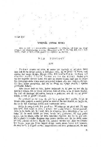 Vrbnik : (Otok Krk.) / I. Žic