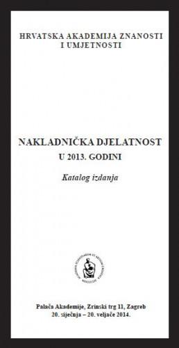 Odjel za izdavačku djelatnost(Zagreb