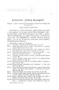 Lovrenčićev