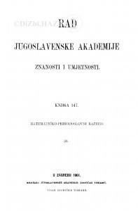 Knj. 30(1901)=knj. 147