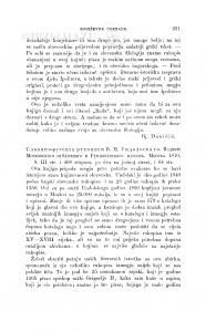Slavjano-russkija rukopisi V. M. Undol'skago. Izdanje Moskovskago publičnago i Rumjancevskago muzeev'. Moskva 1870 : [književna obznana] / Đ. Daničić