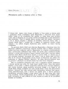 Pittonijeva pala u župnoj crkvi u Visu / Kruno Prijatelj