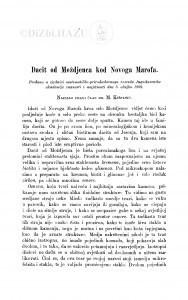 Dacit od Moždjenca kod Novog Marofa / M. Kišpatić