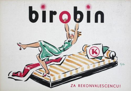 Birobin - za rekonvalescencu!