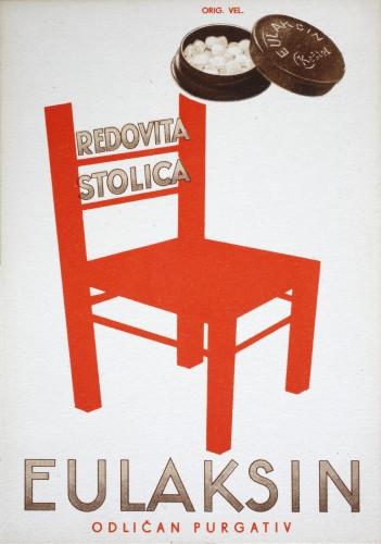 Eulaksin - redovita stolica